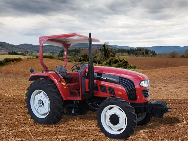 Tractor Hanomag 854 A